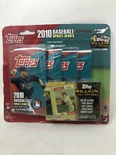 2010 Topps Update Series 4 Blister Pack- 12 Cards Per Pack. FACTORY SEALED