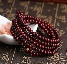 Sandalwood beads bracelet 216 bracelets