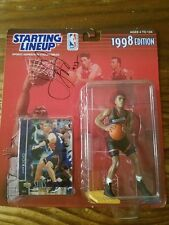 JASON KIDD NBA PHOENIX SUNS SIGNED/AUTOGRAPHED 1998 STARTING LINEUP FIGURE