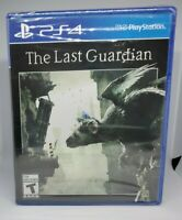The Last Guardian_ PS4 (PlayStation 4, 2018) BRAND NEW !!!