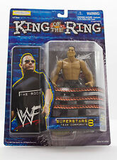 1999 WWF King Of The Ring Superstars 8 Team Corporate The Rock