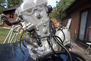 motor  rotax aprilia pegaso 650