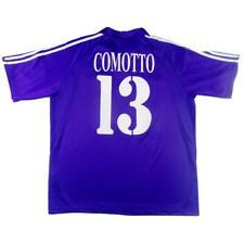 2003-04 Fiorentina SHIRT Home #13 Comotto MATCH ISSUE SHIRT MAILLOT TRIKOT