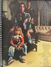 for the Chastity Bono Sonny & Cher Greatest Hits Classic Album Cover Notebook