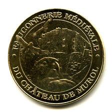 63 MUROL Fauconnerie médiévale, 2011, Monnaie de Paris