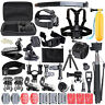 50IN1 Asta Testa Kit di accessori per GoPro Hero 5 4 3 2 1 Fotocamera Set lotto