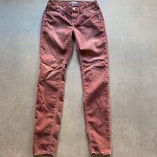 Silver suki jegging corduroy Pants Womens Size 27 x 31