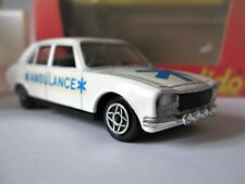 SOLIDO 1306 : PEUGEOT 504 AMBULANCE