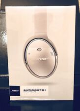 Bose QC35 II QuietComfort 2 Noise Canceling Wireless - Silver - Brand New Sealed