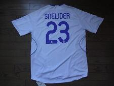 Real Madrid #23 Sneijder 2007/08 100% Original Jersey Shirt L Still BNWT