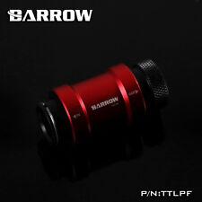 """Barrow g1/4"""" ROSSO PUSH design valvola di scarico -131"""