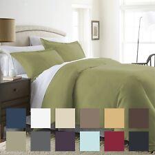 The Home Collection - 3 Piece Premium Duvet Cover Set - Premium Ultra Soft