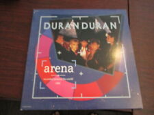 Duran Duran Arena Booklet Included  on lp