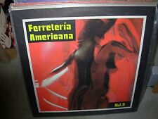 VARIOUS ferreteria americana vol 9  ( world music )