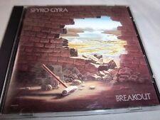 SPYRO GYRA-BREAKOUT-MCA MCAD-5753 JVC-507 MINT CD