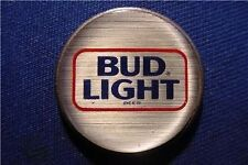 BUD LIGHT BEER COIN QUARTERS GOLF BALL MARKER