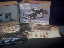 Model Kit Plymouth Duster Cop Out