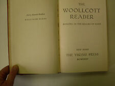 The Woollcott Reader: Bypaths In The Realms Of Gold by Alexander Woollcott -1935