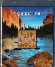 Scenic National Parks: Yosemite (Blu-ray)   Bonus Wild National Parks  BRAND NEW