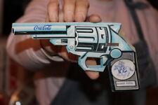 Original Vintage 1950's Coca Cola Clicker Pistol Toy Gun Soda Pop Sign~Nice