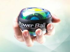 LED Wrist Ball Trainer Gyroscope Strengthener Gyro Power Ball Arm Exerciser