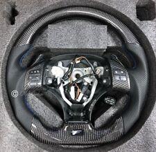 LEXUS IS250/350/ISF Custom Carbon Fiber Steering Wheel