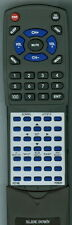 Replacement Remote for PIONEER AXD1496, PDP5004, PRO1010HD, PDP5004C, PDP4304