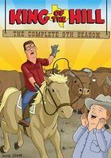 King of The Hill Season 9 Complete Series Nine Ninth Region 1 DVD