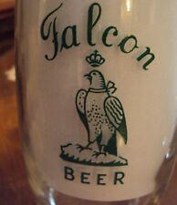 falcon beer birra lotto 12 biccheri vintage 50 /60 n*1