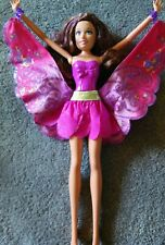 Barbie twist to open out and close skirt