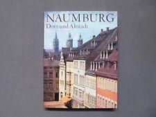 Buch, Bildband, Naumburg, Dom und Altstadt, Ernst Schubert, Koehler & Amelang EA