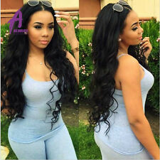 Thick Peruvian Hair Human Hair Extensions Weave 1or 3 Bundles Body Wave Hair