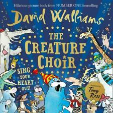 The Creature Choir by David Walliams (2019, Hardcover)