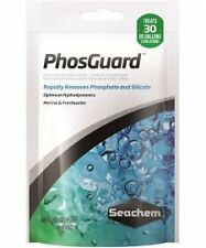 Seachem PhosGuard 100ml Phosphate and Silicate Remover Marine or Freshwater Tank