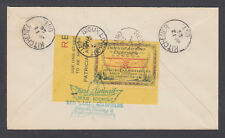 Canada Sc CL13, 107 on 1926 Patricia Air FIRST FLIGHT Red Lake to Sioux Lookout