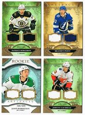 2020-21 Artifacts Material Gold Dual Jersey #/175 #/145 #/599 Pick From List !!