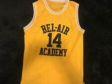 """Will Smith """"Fresh Prince Of Bel-Air Academy� Jersey Sz.L"""