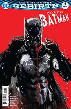 ALL STAR BATMAN #1, JOCK VARIANT, New, First print, DC REBIRTH (2016)