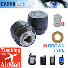 Spare sensor TPMS CAR AUTO tire pressure monitoring system 4 RR Rear Right brown