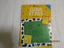 Livre neuf Clous et fils Junior (LI044)