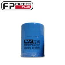 WZ502 Wesfil Oil Filter - Nissan Patrol, Terrano - Z502, MZ502, 1520840L02
