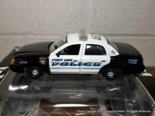 Gearbox 1/43rd scale Fort Lee, New Jersey Police Ford Crown Victoria