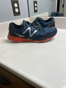Men's New Balance 910 v3 trail shoes Evergreen Sz 11.5 Gore Tex Mint Condition