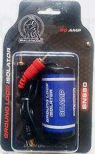Aislador bucles de masa (filtro Antiruidos RCA) Bullz audio Bns-80