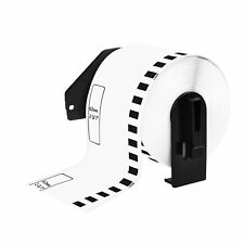 """1Roll 62mmx30.48m Shipping Label 2-3/7""""x100' Compatible Brother Ql-1050 Dk-2205"""