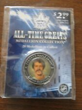 NHL TORONTO MAPLE LEAFS - LANNY MCDONALD - ALL TIME GREATS MEDALLION - NEW