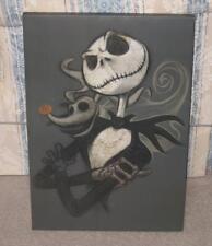 Jack Skellington Disney Canvas Screen Art Print The Nightmare Before Christmas