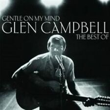 Glen Campbell - Gentle On My Mind: The Best Of New CD