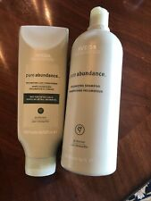 Aveda Pure Abundance Volumizing Shampoo 33.8oz & Clay Conditioner 16.9 DUO set