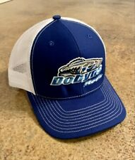Dobyns Trucker Hat Snap Back (Navy Blue/WhiteMesh)